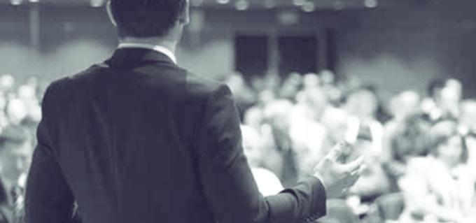 Inspirierende Reden, Keynotes halten
