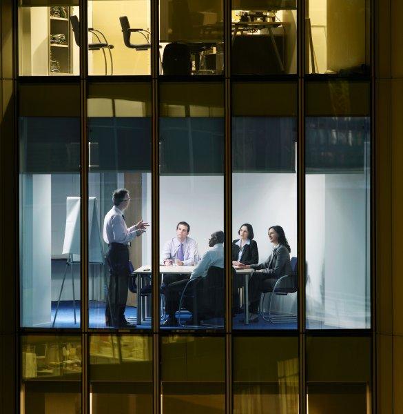 Wandel der Unternehmenskultur hat Priorität