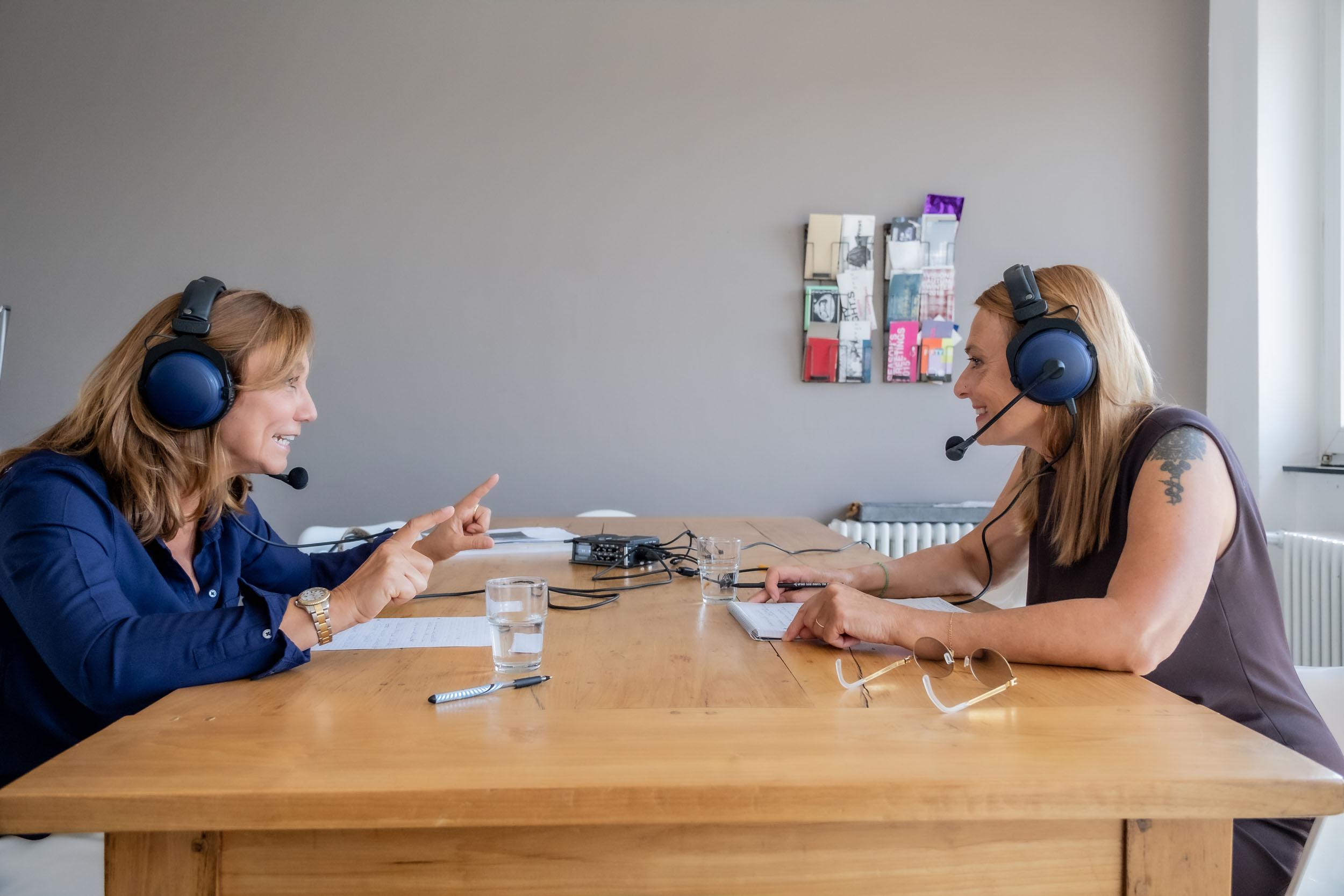 Die Botschaften auf den Punkt bringen – in Interviews & Online-Meetings