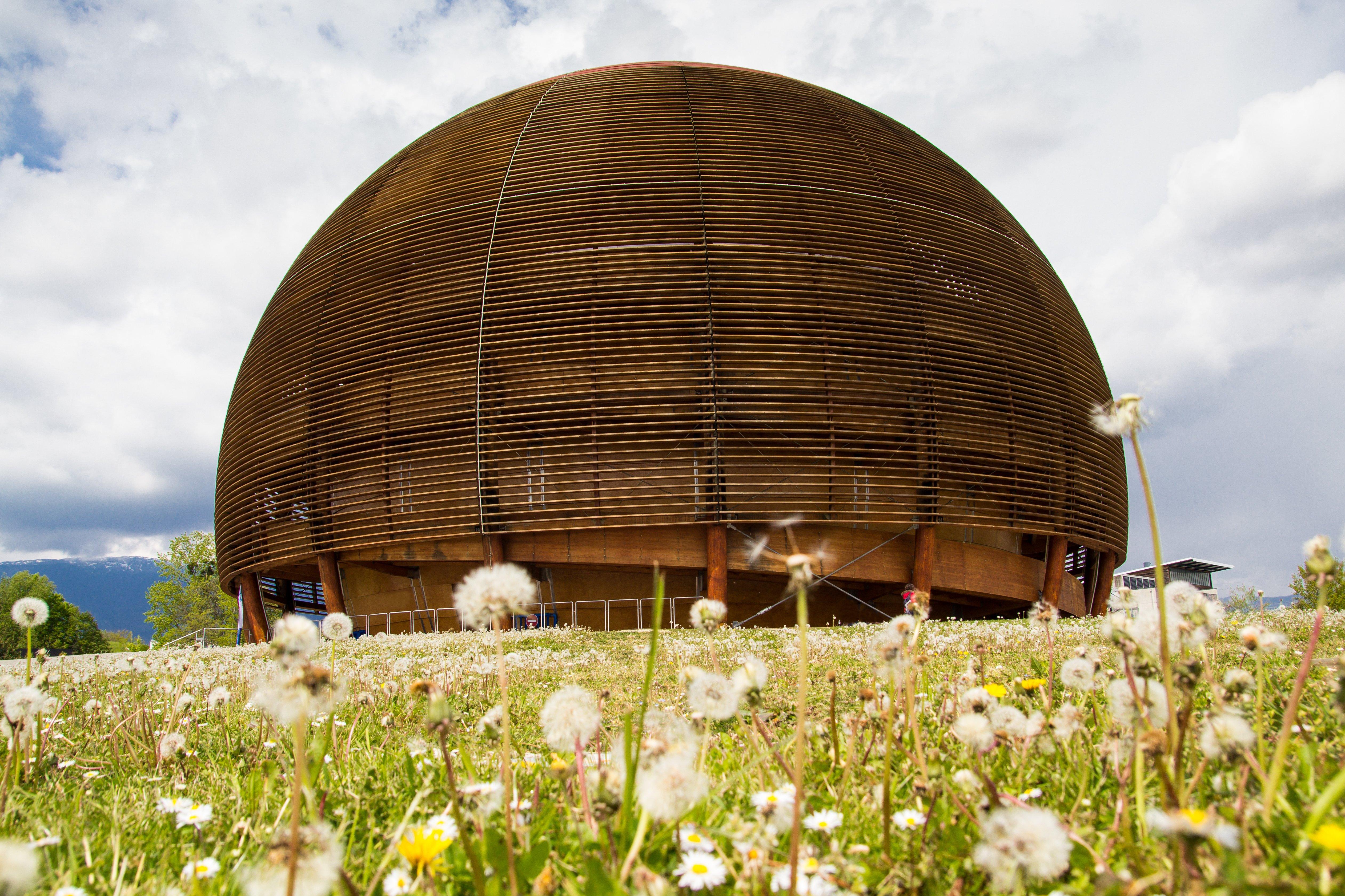 Ein Besuch im Kernforschungszentrum CERN